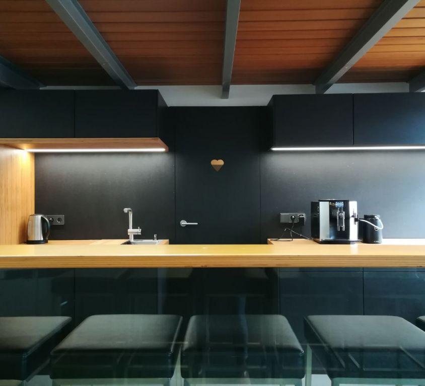 Büro-Küche Herzig Architekten