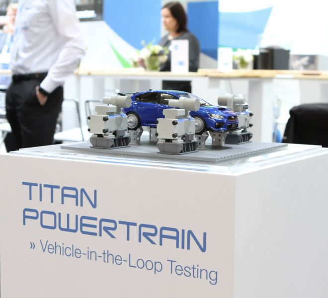 product TITAN POWERTRAIN